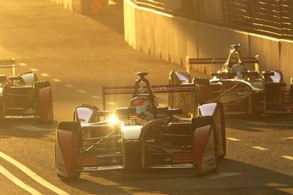 Putrajaya Formula E: Sam Bird leads practice for Virgin