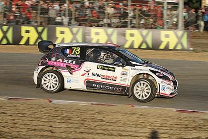 Fabien Pailler Jr to contest European Rallycross Championship