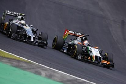 Force India F1 team corrects aero error ahead of Abu Dhabi GP