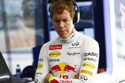 Sebastian Vettel doesn't feel like an outsider at Red Bull F1 team