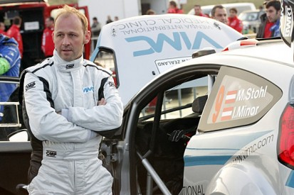 Ex-WRC driver Manfred Stohl to race for Petter Solberg's RX team