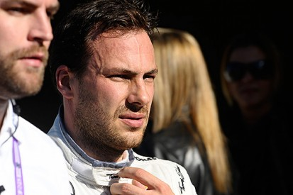 McLaren F1 team parts company with test driver Gary Paffett
