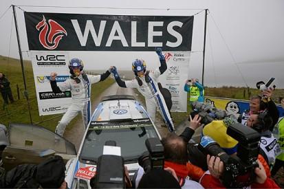 WRC Rally GB: Ogier wins from Hirvonen, late heartbreak for Meeke