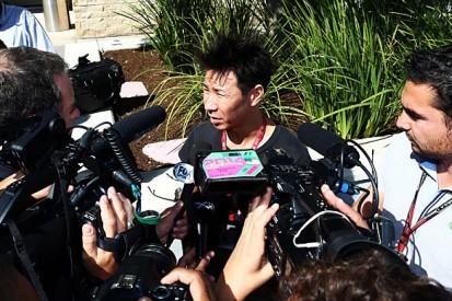 Kamui Kobayashi to race for Caterham F1 team in Abu Dhabi GP