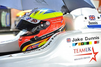 Jake Dennis linked to Prema for 2015 European Formula 3