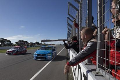 Phillip Island V8 Supercars: McLaughlin wins as Tander runs dry
