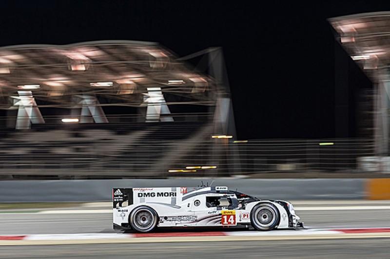 Bahrain WEC: Jani, Dumas give Porsche third pole of 2014
