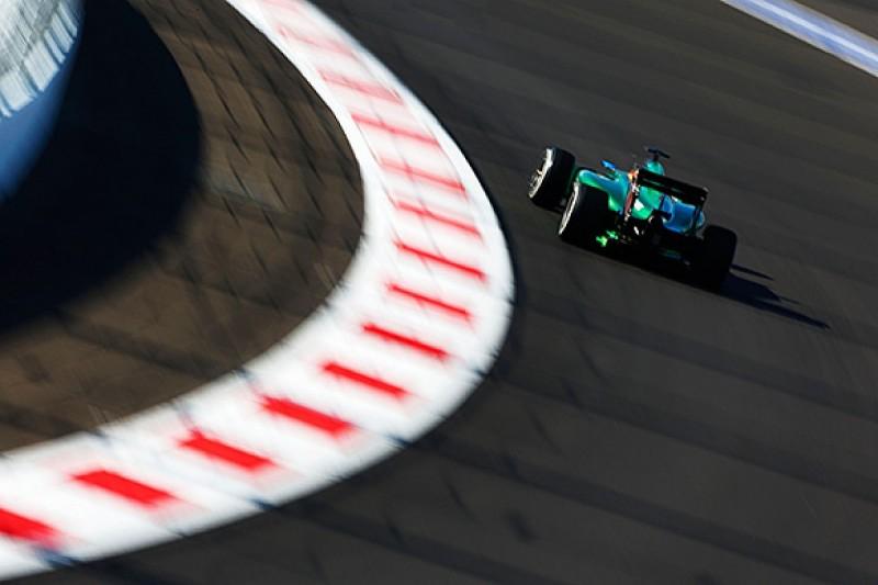 Caterham's crowdfunding plan 'sad' for F1 - Lopez
