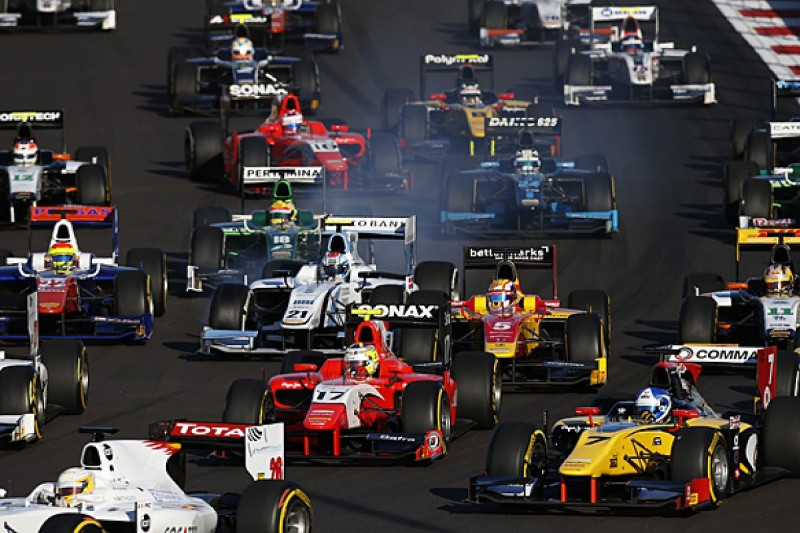 'Super GP2' plan mooted to boost Formula 1 grid