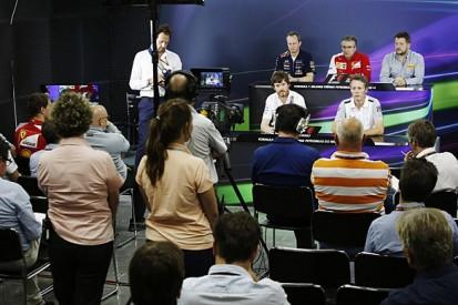 Brazilian GP: Friday press conference