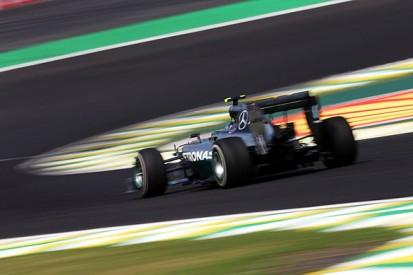 Brazilian GP: Nico Rosberg completes clean sweep in practice
