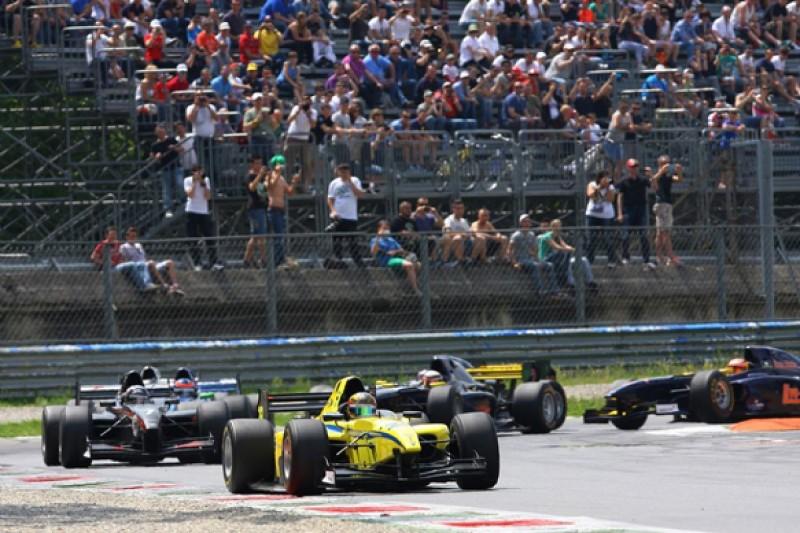 Auto GP 2015 drivers' champion to get prize Formula 1 test