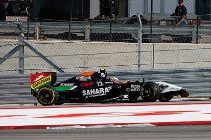 F1: Perez surprised by 'very harsh' penalty after Austin clash