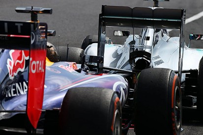 Red Bull F1 boss says closing power deficit 'very difficult'