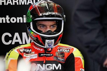 Alex de Angelis stays in MotoGP for 2015 season with Ioda team