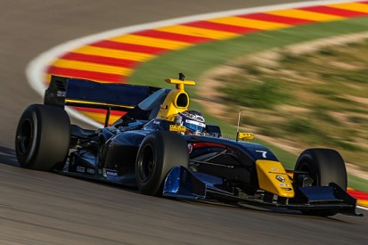 FR3.5 testing: Nicholas Latifi ends final day on top at Aragon