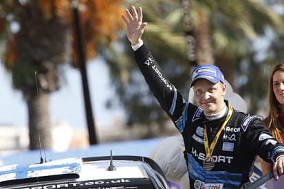 Mikko Hirvonen to retire from World Rally Championship after 2014