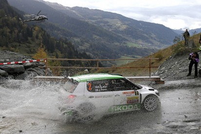 Lappi becomes 2014 ERC champion after Wiegand test crash and fire