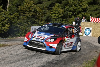 Robert Kubica's World Rally Championship future in doubt for 2015