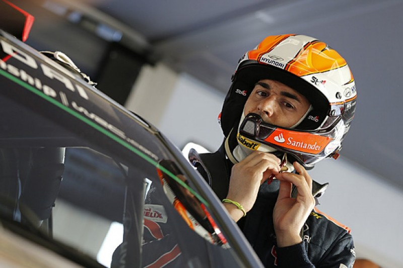 Dani Sordo gets expanded Hyundai WRC deal for 2015 and 2016