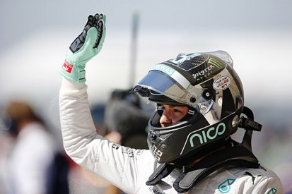 US GP: Nico Rosberg beats Lewis Hamilton to Austin Formula 1 pole