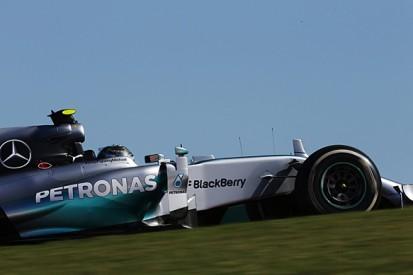 US GP: Mercedes' Nico Rosberg says he has time in his pocket