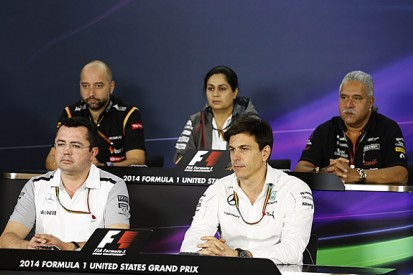 F1 teams say they don't have solution to F1 cost problems