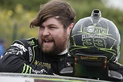 Liam Doran to make World Rallycross return after suspension