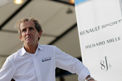 Negativity over 2014 rules still hurting Formula 1 - Alain Prost