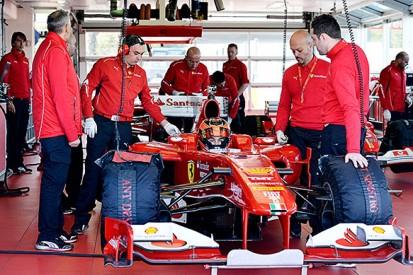 European F3 champion Esteban Ocon impresses in Ferrari F1 test