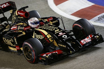 Lotus F1 team says Mercedes engines too good to pass up for 2015