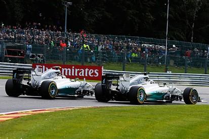Spa clash between Rosberg, Hamilton changed F1 title battle - Prost