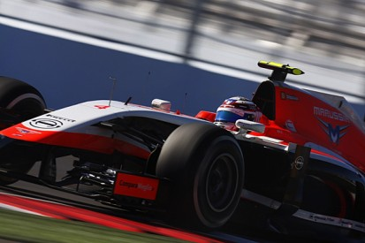 Marussia F1 team ruled out of United States GP by administrators