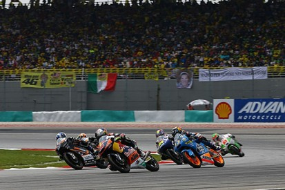 Moto3 title rivals Marquez, Miller in protest row