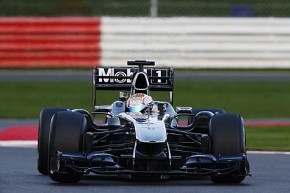 McLaren AUTOSPORT BRDC Award winner Matt Parry completes F1 test