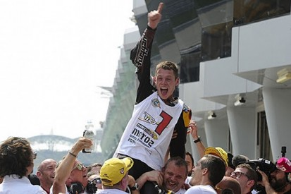 Tito Rabat clinches 2014 Moto2 championship at Sepang
