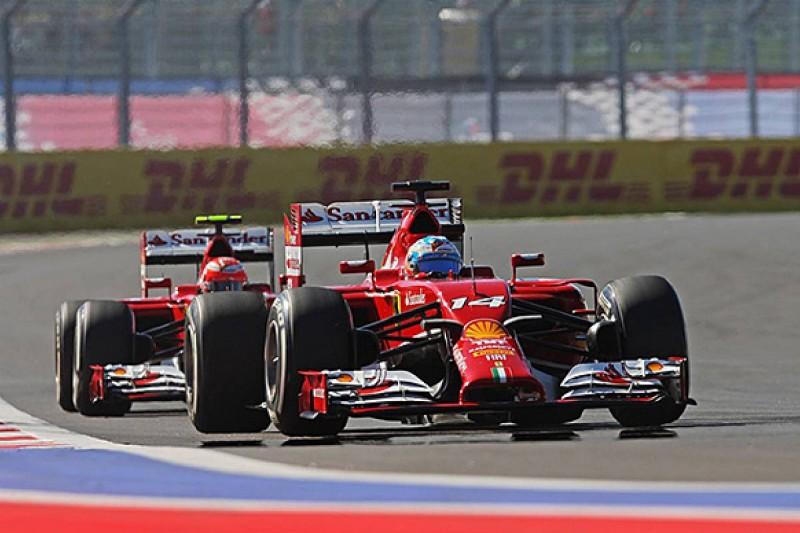 Massa believes Alonso has outpsyched F1 team-mate Raikkonen