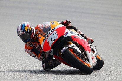 Sepang MotoGP: Honda's Dani Pedrosa fastest again in practice three