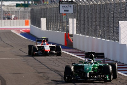 Marussia F1 team set to miss United States Grand Prix as well