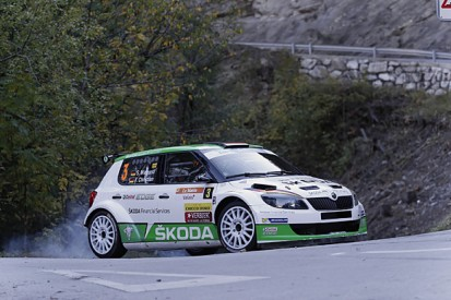 ERC Valais: Wiegand leads for Skoda, more woe for Peugeot and Breen
