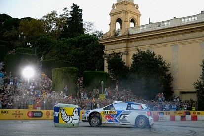 WRC Rally of Spain: Andreas Mikkelsen fastest on Barcelona streets