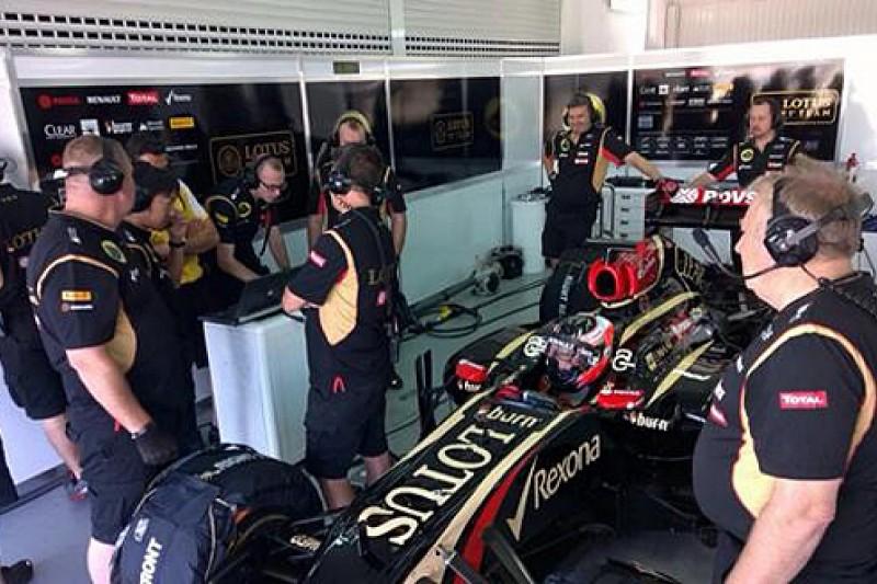 Lotus: Esteban Ocon exceptional in first Formula 1 test