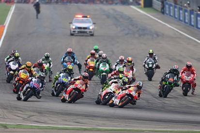 MotoGP reveals 25-bike entry list for 2015 season