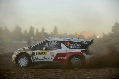 WRC Rally of Spain: Drivers ask for bigger gaps amid dust worry