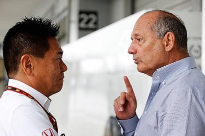 McLaren's Ron Dennis says customer F1 teams can't win titles