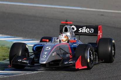Pietro Fantin fastest in Formula Renault 3.5 testing at Jerez