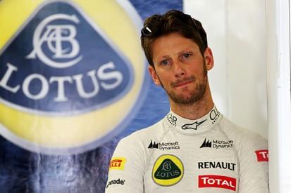 Lotus Formula 1 team expects to keep Romain Grosjean for 2015