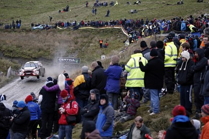World Rally Championship finale Rally GB 2014 earns capacity entry