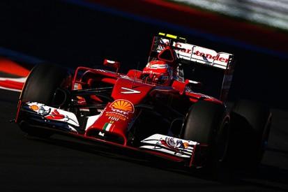Ferrari defends Raikkonen's form during 2014 F1 season