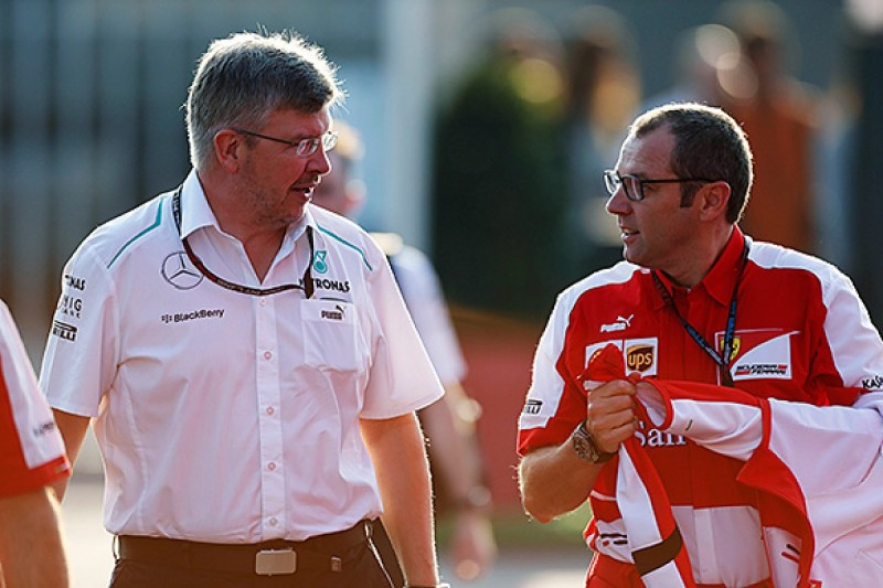 Brawn, Domenicali join F1 accident panel to look into Bianchi crash